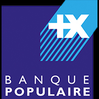 Banque Populaire - This copyrighted logo is property of the respective owner